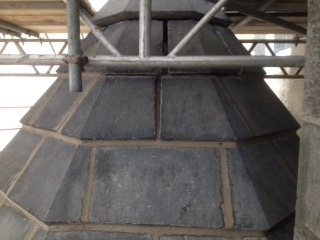 1st December 2016 Sligo Cathedral South Tower Repairs