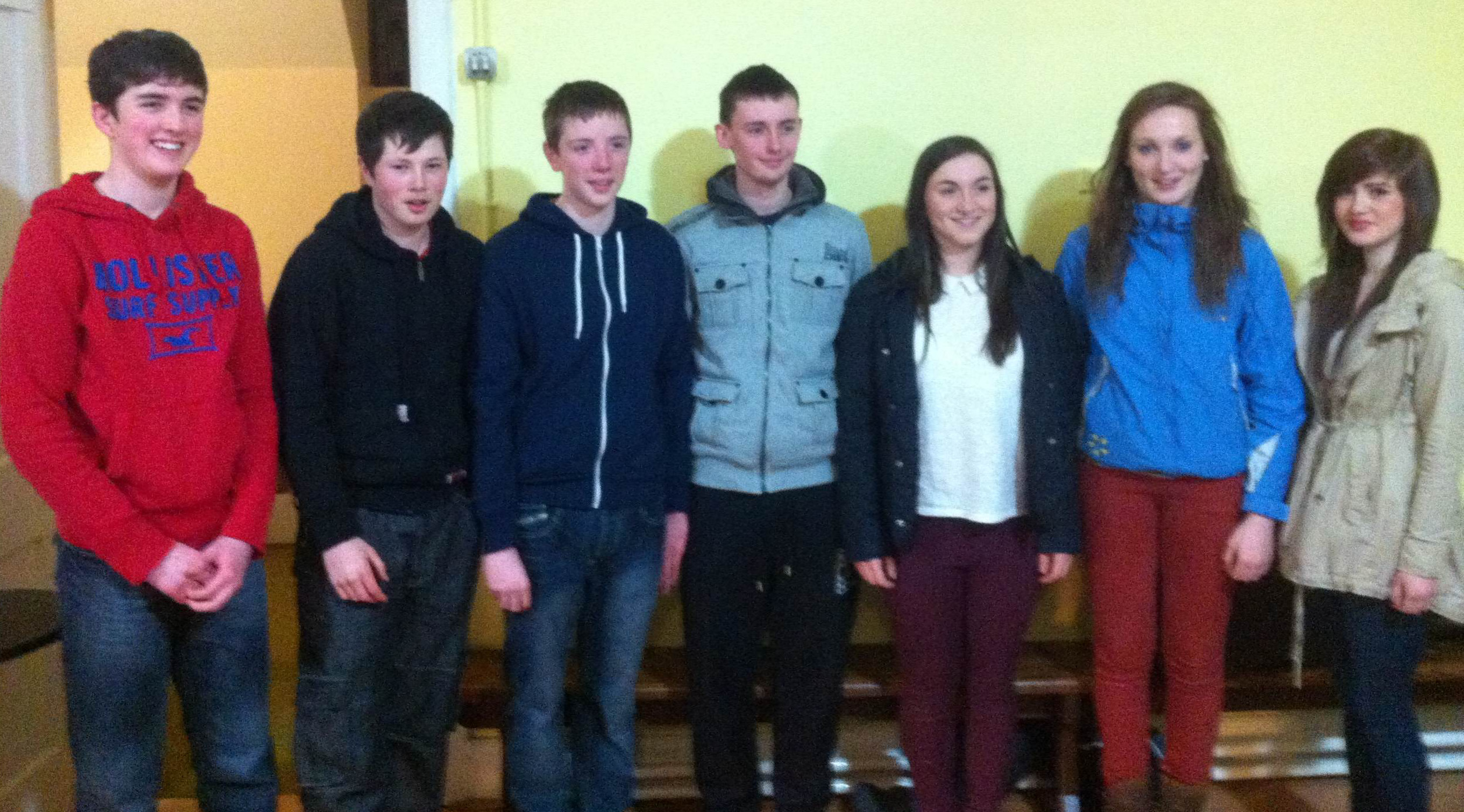Sligo Cathedral Youth Liturgy