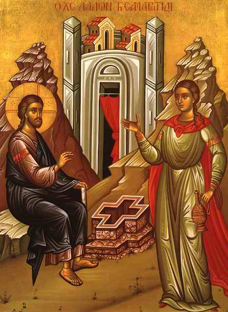 3rd Sunday of Lent Year A 23rd March 2014