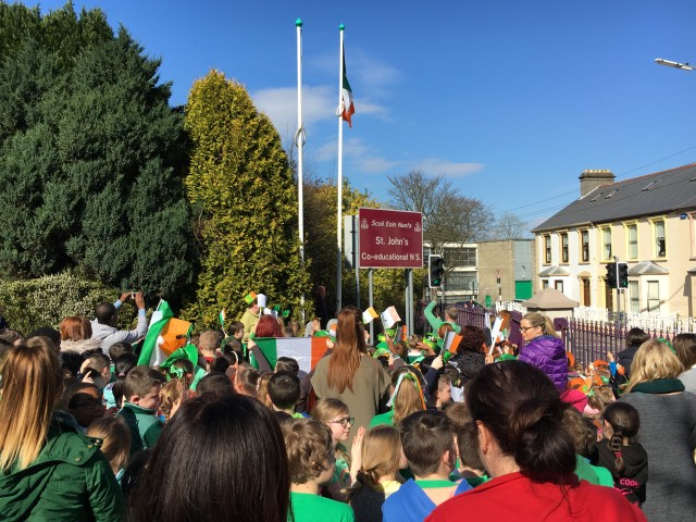 St John's Proclamation Day Celebrations 2016