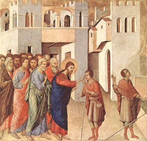 30th Sunday in Ordinary Time Year B 25 October 2015