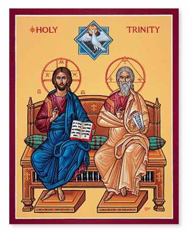 The Most Holy Trinity Sunday 22nd May 2016