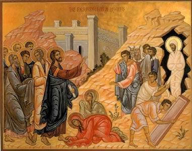 5th Sunday of Lent Year A 6th April 2014