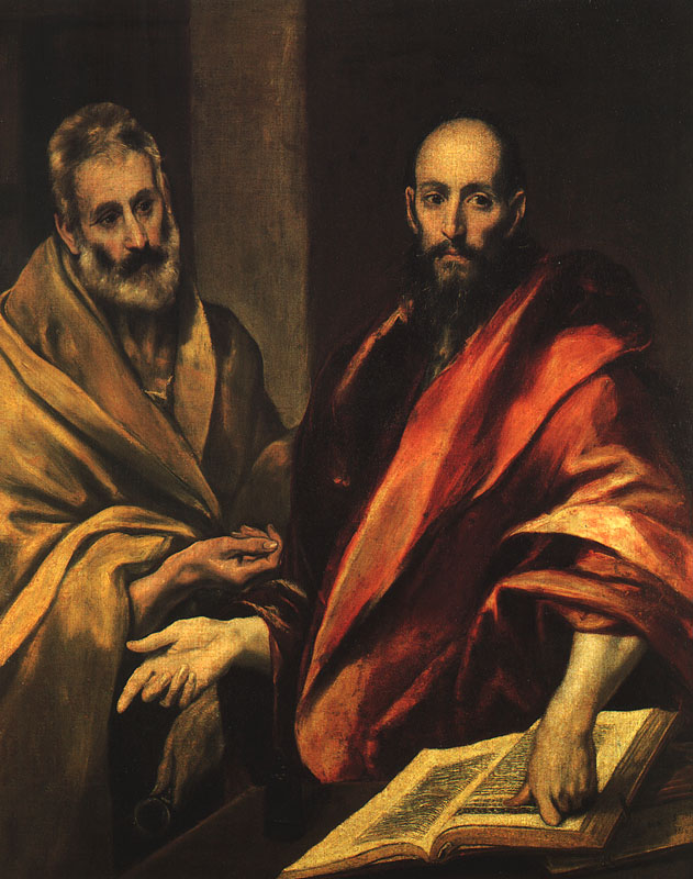 Saints Peter and Paul Apostles Year A 29th June 2014