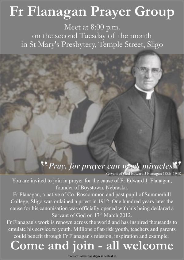 Fr Flanagan Prayer Group